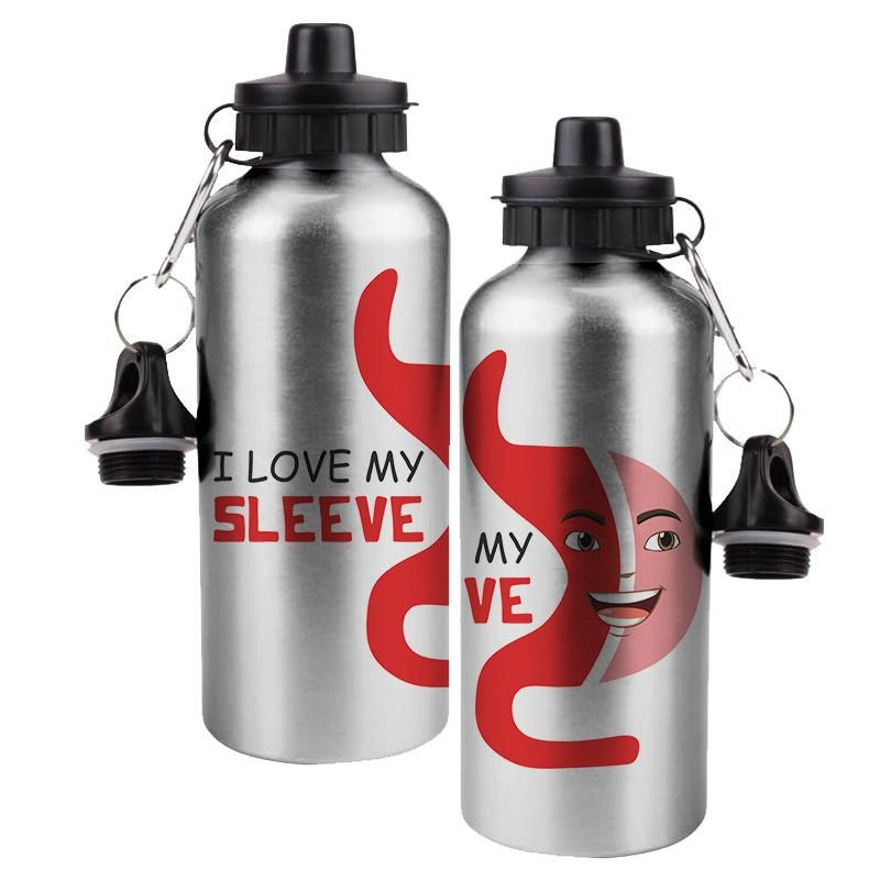Squeeze 600ml - I LOVE MY SLEEVE